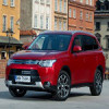 Обновление Mitsubishi Outlander