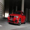 Тюнингованная BMW X4