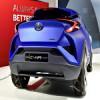 Toyota C-HR будет выпущен уже в следующем году