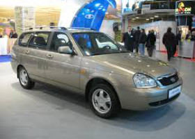 Надежное семейное авто – Лада Приора.