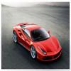 Рендер нового Ferrari 488 GTS