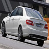 Существенная мощь Mercedes-AMG E63