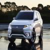 Mitsubishi  — от армейского к представительскому джипу