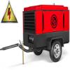 Chicago Pneumatic-винтовые компрессоры для строителей