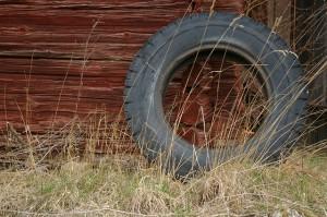 Сезонное хранение шин.