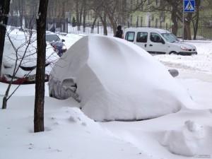 Подготовка своего автомобиля к зиме.