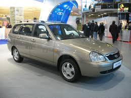 Надежное семейное авто – Лада Приора