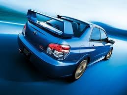 Subaru--Imprezza-WRX-STI